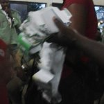 FLASH : An @APCNigeria  Female Agent was caught with ballot papers and  Prepared result sheets https://t.co/Tby5Hw5xD5