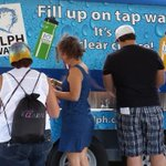 At @HillsideFest? Head on over to the Water Wagon to stay hydrated & tell us what you love about #Guelph tapwater! https://t.co/RxJmcG4B0Y