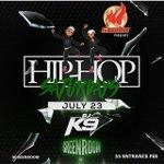 HIP HOP SATURDAYS #TONIGHT at GREEN ROOM with DJ K9 @djk9_  ADM: #5USD @bppevents https://t.co/66RXQFyzzG https://t.co/nKjVCET8Y2