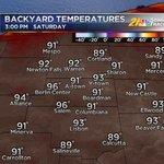 Current Temperatures: #ohwx #pawx #Youngstown https://t.co/shOcKNUz67