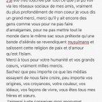 ON LA RETROUVÉ !!! ELLE SOUHAITE RESTER ANONYME MAIS ELLE A UN MESSAGE À VOUS FAIRE PASSER ☮ #LOVEARMY https://t.co/eovoR3hfE8