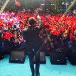 Karadenizde heyecan dorukta. Milli irade meydanlarda. Maşallah Trabzona...  #MilletçeMeydanlardayız  #nöbetteyiz https://t.co/CVlQsQPAPY