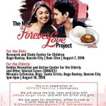 The New Forever Love Project is here!  Thank you to all sponsors, fans and FC admin volunteers   #PushAwardsJaDines https://t.co/K6BR5GGuD1