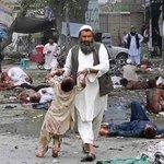 ٣٠٠ شهيد وجريح شيعي في كابل.إبادة الشيعة مستمرة.زعماؤهم علّموهم الخنوع.العالم لا يحترم الضعيف. #اوقفو_ابادة_الشيعة https://t.co/dShYWAd8KF