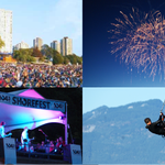 Whats on this weekend? #CelebrationofLight fireworks, #Squamish_Wind, #POMORibfest, ... See https://t.co/Fiw8ZkDRaM https://t.co/o3EtpbfHrY