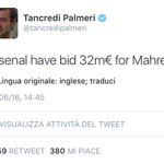 This was my Arsenal-Mahrez news from 50 days ago. Leicester persuaded Mahrez to stay. But now Arsenal are back in https://t.co/g0XeCQQQOl