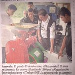 Durante esta semana @lapatriacom registró aniversario de la hermana regional del #SENA en #Quindío. ¡Felicitaciones¡ https://t.co/H0OekDCAny