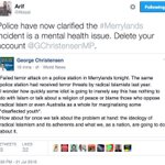 Christensen repeatedly stirring up Islamic hatred. He is unfit to hold office @TurnbullMalcolm #auspol https://t.co/704XywXKSa