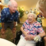 Clara Walsh celebrates 105th birthday with family and friends at Life Care Center of Ocala https://t.co/v8g4RpNNls https://t.co/Sd5UpAMEgm