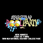 NEW ADDRESS to #ThirstTrapPoolParty .. Indoor & Outdoor Pool 5010 Old National Hwy, College Park, Spread the word‼️🔥 https://t.co/YSl05C83rn