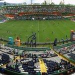 La afición del León sigue castigando a su equipo. Floja entrada para el partido contra Necaxa @ESPNmx https://t.co/AgLaD4bKeu