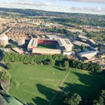 Such an amazing view especially if you knew whatwas there before @ashtongatestad @Bristol_Sport #Ilivehere #Bristol https://t.co/hq1NQVjLI2