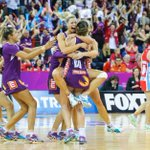 Wishing you all the luck in the world in your semi final today. @FirebirdsQld Go the Firebirds! https://t.co/EyKIDzhZhb