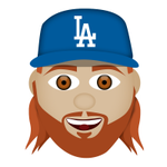 A 2-run double from @redturn2 now puts the #Dodgers up, 4-0!   #LetsGoDodgers! 🔥 https://t.co/onnUkJHZ9J