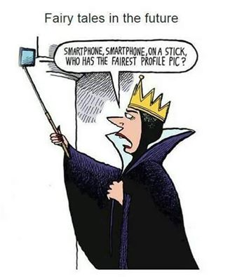 A sassy update on the classic fairytale :P https://t.co/A4Xnher2O9