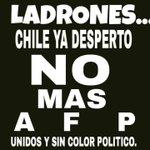 #BuenSabadoParaSeguirChilenos y para convocar a las familias a marchar en contra de las AFP. #PorUnaJubilaciónDigna https://t.co/fCC0ePLMjM