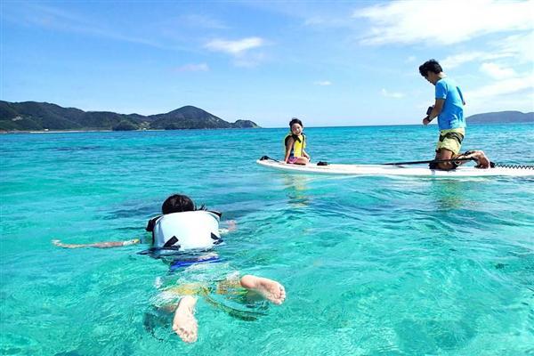 中国人に飲み込まれる…奄美・サンゴ礁の海 中国人向け巨大リゾート白紙に sankei.com/wes…