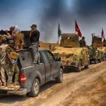 #العراقي_يتميز_ب بالحشد الشعبي المقاوم ومتوجهين الى الموصل وسنزف لكم بشرى التحرير كما بشرناكم سابقا بتحرير الفلوجة https://t.co/DIOFtHf6nN