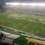 Se cayó el cielo en el Estadio León. https://t.co/3hIl0okaST