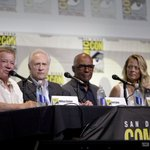 Star Trek legends talk Trek tech, favorite captains & alien species: https://t.co/lgwNrzIW6Z #StarTrek50 #SDCC2016 https://t.co/RHK4hJmNCa