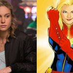 Brie Larson Confirmed as CAPTAIN MARVEL in Marvel Studios First Female-Led Superhero Film — https://t.co/TKjK1RJGny https://t.co/u4CHuhDhJl