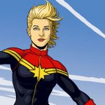Brie Larson is officially #CaptainMarvel. Cant wait to see her as Carol Danvers! #SDCC #ComicCon https://t.co/sA3VE3nQfj
