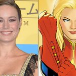 Brie Larson is OFFICIALLY announced as Captain Marvel!!! https://t.co/2MWGXRDRSc #EWComicCon #SDCC https://t.co/tl8sFlYJCn