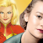 BRIE LARSON Officially cAST aS CAPTAIN MARVEL https://t.co/k68ee5KncR https://t.co/9gdnFLBCHq