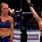 #MMA Lo logró. Valentina Shevchenko derrotó por unanimidad a la ex campeona Holly Holm. ¡Bravo! https://t.co/ZUMzKMd95I