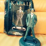 Waking up to this tells me my birthday week has started😍!Thank u @CC_Collectibles for ur awesome figurine!#Kabali https://t.co/ViMLhir3lj