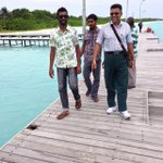 Sunny Side of Life. #Maldives Maazeege therein. Ufaaveri Hinndhu kolheh...!! https://t.co/jUxIkOY9ip
