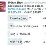 Vamos @FiorellaCayo1 el Perú lo dice! Fiorella disfruta esa salsa #ContigoFiorella https://t.co/1AX7yMd2bT