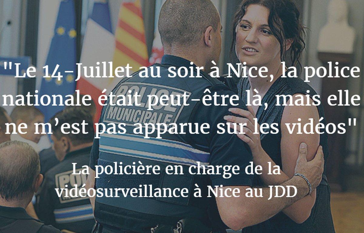 [EXCLUSIF] Attentat de Nice: la policière responsable de la vidéosurveillance sous pression https://t.co/aP6FlRNzLt https://t.co/BmNmIIGv3c