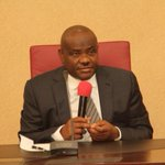 Burnt INEC office| APC afraid of defeat, says Wike https://t.co/y4QbY2Pj5i https://t.co/UYyLI4mwGP