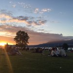Nature is a great opening act for the first night of @CelebOfLight #vancouver #celeboflight https://t.co/bY6ksj0KAE