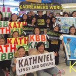 All for @imdanielpadilla! Thank you soliDs, KNs & KBB for the support 💙 DJP ASAPSupahShower #MyPhoneKaTropaMT © https://t.co/LC7HOCrIcm