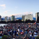 The crowds are growing for @CelebOfLight. Plan for extra time to get to your destination. #GreatNight #StaySafe #COL https://t.co/MzjgRWzafv