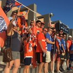 A big Thank You to all the @TRoustabouts who made the trip to OKC tonight!  You are the best!!! #OKCvTUL https://t.co/dSVAKB5URW