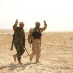 أبقوا معنا ،فسنكحل أعينكم بنصر من الله مبين ، سنكحل ارض #العراق برماد رصاص #الحشد_الشعبي #هلهل_يافشك_حشداوي #الموصل https://t.co/8EKx8RISfj