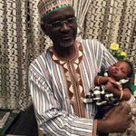 Former Kano State Governor Mal Ibrahim Shekarau Welcomes Baby Girl. https://t.co/a0hbDMmL45 https://t.co/uj4DeDI2iX