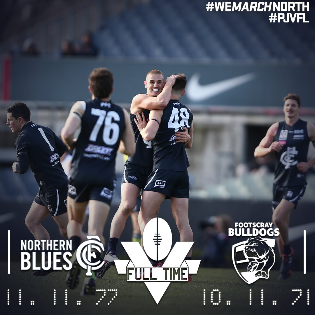 UP THE NORTHERN! #WeMarchNorth #PJVFL https://t.co/DBnSYKvkO1