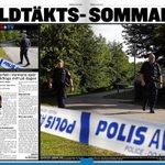 Pågår det en våldtäktsvåg även i Finland Norge Island och Danmark också då det är lika varmt där? Vet @Expressen ? https://t.co/AL8EXrowR7