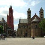 Zo gaat ook Tour de L1mbourg vandaag finishen met @BreukEB @gertjakobs64 en @GerdLeers trots op onze  provincie #L1 https://t.co/iTY3RrMWHm