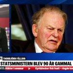 LIVE-TV: Thorbjörn Fälldin har avlidit - @ElisabethLiden leder minnessändningen på https://t.co/YSC7ZOSCvJ https://t.co/TBrgog4STj