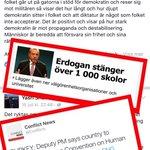 """""""Turkiets demokrati har verkligen mognat"""" Samtidigt händer detta ⬇️ https://t.co/G0eZKTmBZ3"""