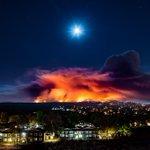 "#PhotoOfTheNight: ""The Sand Fire of Santa Clarita"" by Ron Pinkerton https://t.co/sDs79pFN7l #SandFire #California https://t.co/adIK0fVdOc"