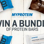 WIN a bundle of protein bars! 😍🍫 To be in with a chance of winning, FOLLOW & RT! Ends 10pm - good luck! https://t.co/cFZh0UaP5f