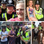 Thanks 4 sharing great #CopASelfie photos from @tramlines - keep em coming if youre out & about today, stay safe! https://t.co/7V2TjEWpTW
