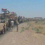 اخيراً تم عزل الشرقاط والحويجه نهائياً ، القوات الامنيه تصل نهر دجله الان من جهة القياره #الموصل_تحت _المطرقه https://t.co/O99uYBsuiR