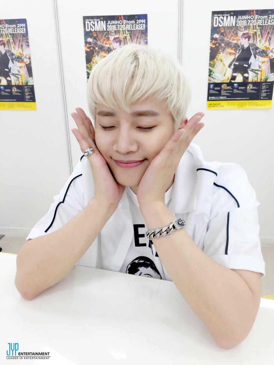 JUNHO (From 2PM) 4th Mini Album『DSMN』リリース記念イベント@東京…
